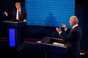 ¿Quién ganó el debate entre Biden y Trump?