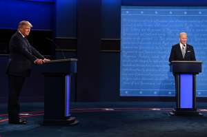 """Nueva York """"es una ciudad fantasma"""" y quizá nunca se recupere: Trump en debate presidencial; alcalde lo niega"""
