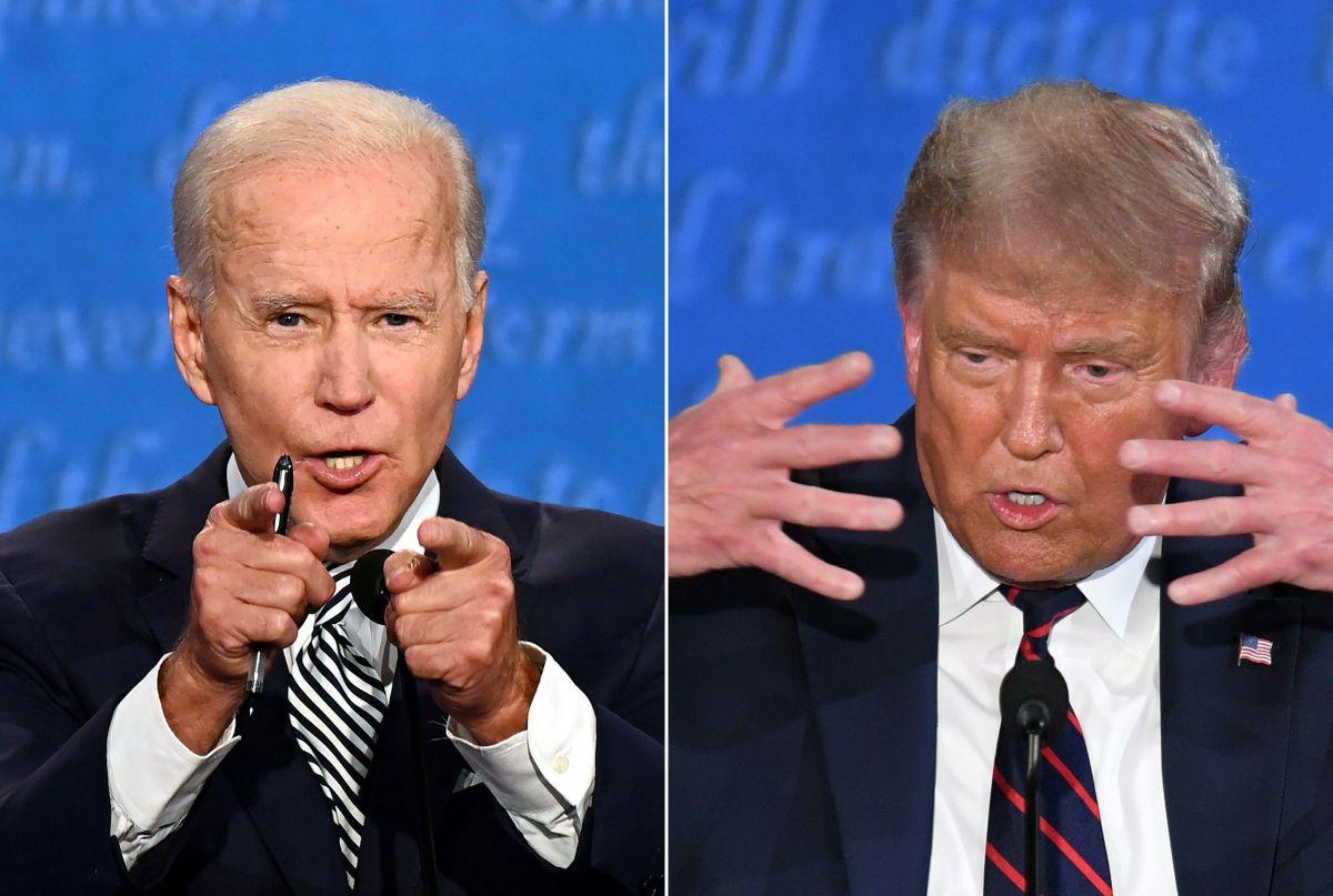 Biden sigue adelante en las encuestas, pero la lucha por Florida está al rojo vivo