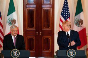 Trump exige a Gobierno de AMLO hacer más contra narcotráfico