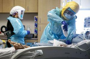 Los estados de EE.UU. que registran más casos de coronavirus a poco para Thanksgiving