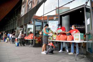 Programas de lucha contra el hambre en NYS esperan fondos de Washington