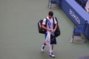 """""""Ella está bien, no tiene que ir al hospital"""": Se revela la charla de Novak Djokovic con los jueces del US Open"""