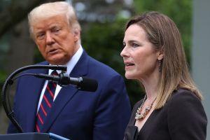 Expertos advierten daños a grupos vulnerables con jueza nominada por Trump para Corte Suprema