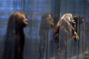 Retiran macabra colección de cabezas humanas de tribus de Ecuador y Perú de un museo británico