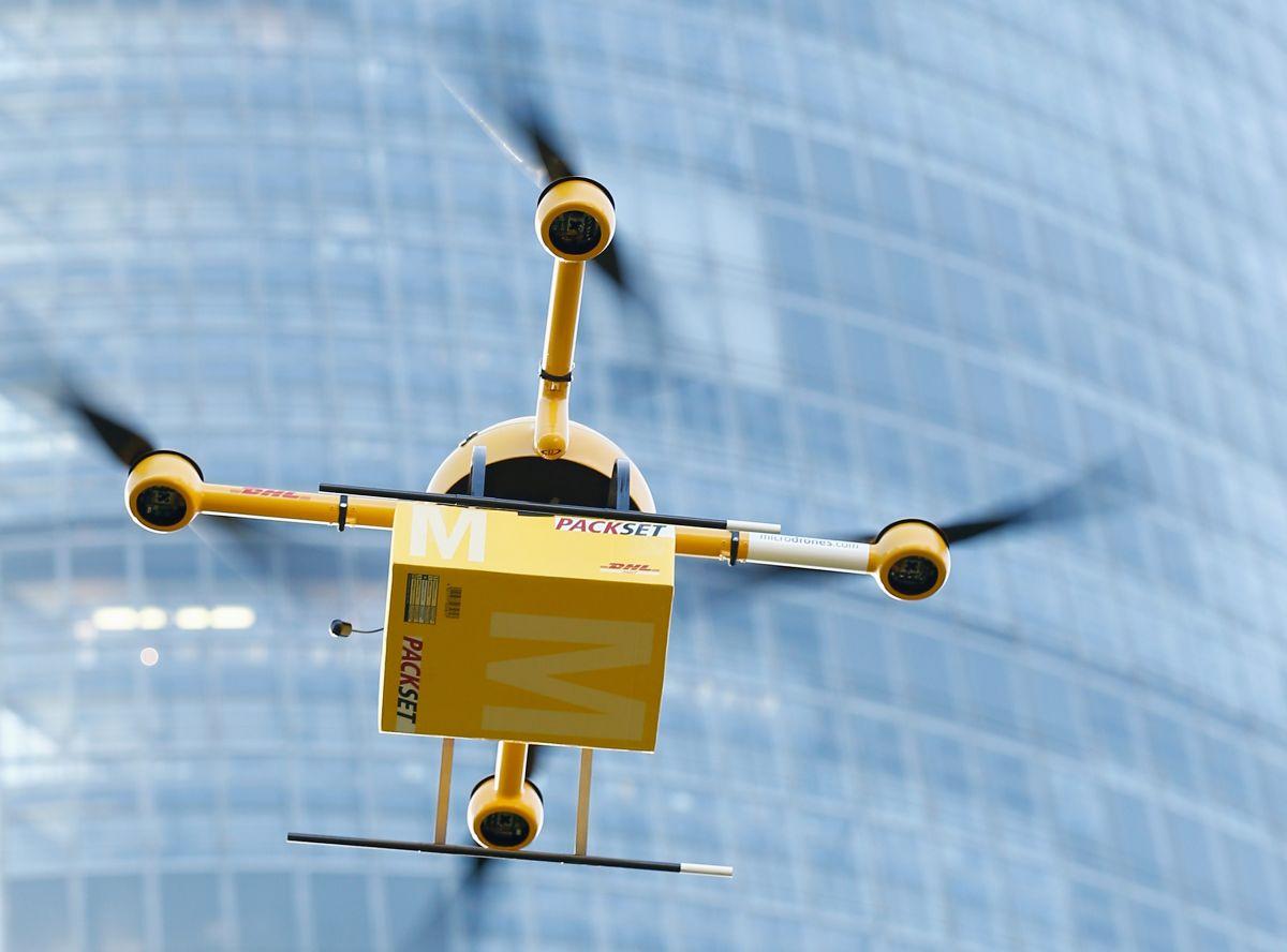 Walmart prueba servicio de entregas a domicilio usando drones