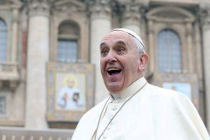 """El placer sexual y el placer de comer """"provienen de Dios"""", lo dice el papa Francisco"""