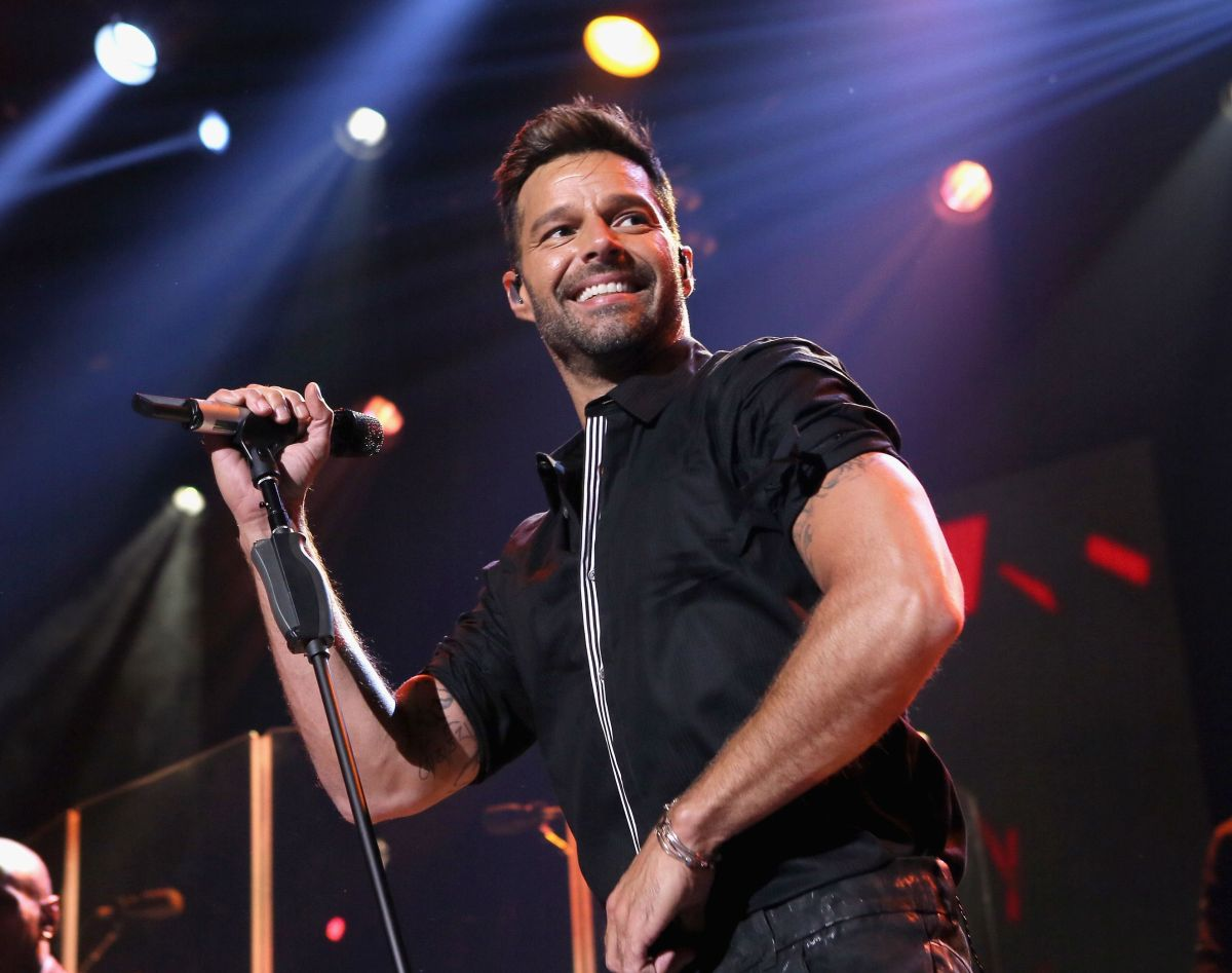 Will Ricky Martin have another child?  He reveals that he already has two fertilized embryos ready