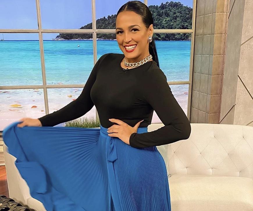 Celines Toribio también fue una chica de calendario: Mira qué sexy