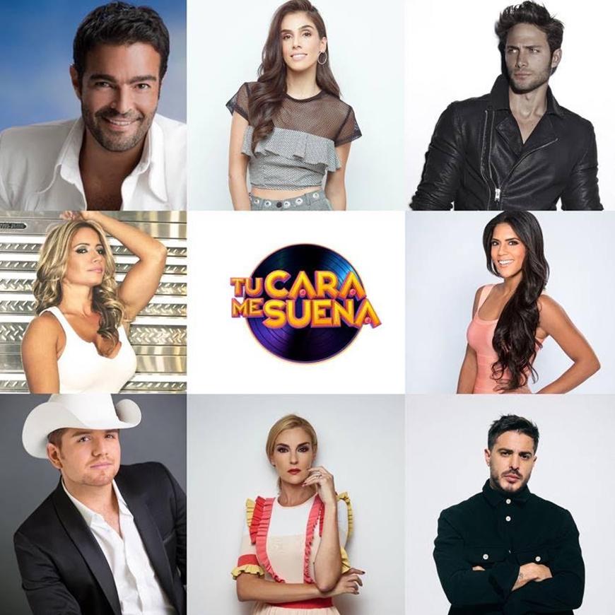 Univision suspende 'Tu Cara Me Suena' por contagio de coronavirus entre las celebridades