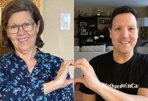 Raúl González: Atravesando difícil situación, dedica emotivo mensaje a su madre