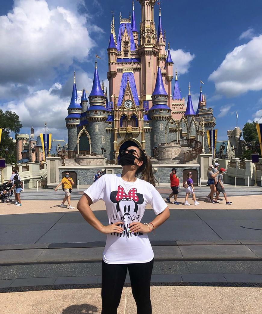 Clarissa Molina en Disney