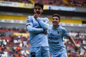 VIDEO: Jugador del Tampico festeja gol haciendo reto viral de Tik Tok