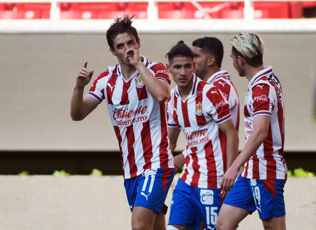 Chivas enfrentará el miércoles al Querétaro.