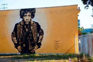 Las cinco historias más increíbles de Jimi Hendrix a 50 años de su fallecimiento