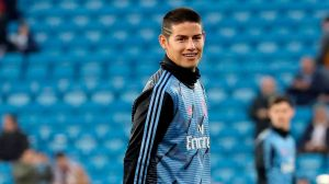 James Rodríguez deja Madrid e irá a la Premier League