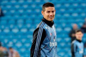 James Rodríguez deja Madrid e irá a la Premier League