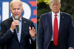 Trump sugiere que Biden usó drogas durante los debates de las primarias