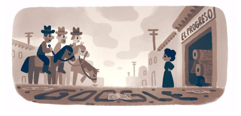 Quién es Jovita Idar, la periodista que hoy homenajea Google con un doodle por el Mes de la Herencia Hispana | El Diario NY