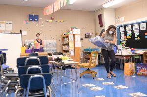 Reportan 16 casos positivos de COVID-19 en escuelas de NYC a solo días del regreso a clases