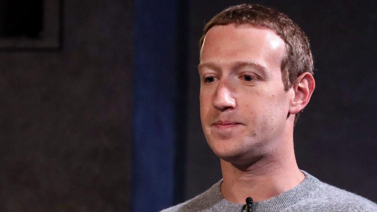 El consejero delegado de Facebook, Mark Zuckerberg.