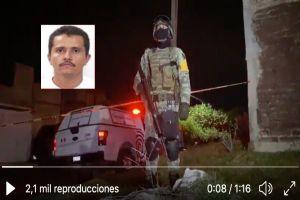 Matan a 60 personas en lo que va de septiembre en territorio del Mencho y el CJNG