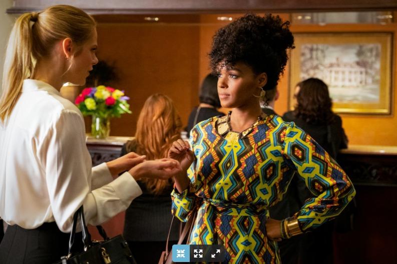 """Monáe en una escena de """"Antebellum"""". / Foto: Lionsgate"""