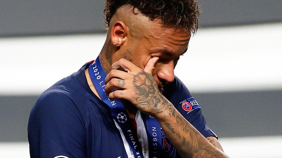 Alerta en el París Saint-Germain: Neymar y dos jugadores más, positivos por COVID-19