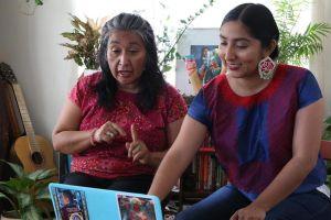 Cinco generaciones de mujeres mexicanas indígenas en lucha por su cultura… ¡en EE.UU.!
