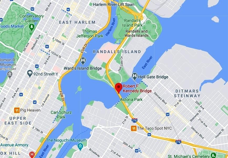 Hallan cadáver de niño en el río Harlem de Nueva York