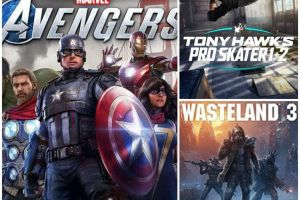 Reseña: Marvel's Avengers, Wasteland 3 y Tony Hawk's Pro Skater 1+2