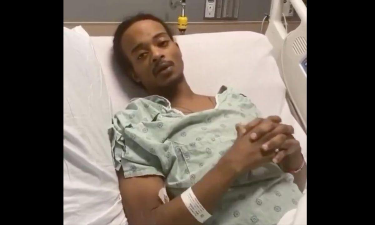 Las primeras declaraciones públicas de Jacob Blake luego de ser baleado por la Policía en Wisconsin