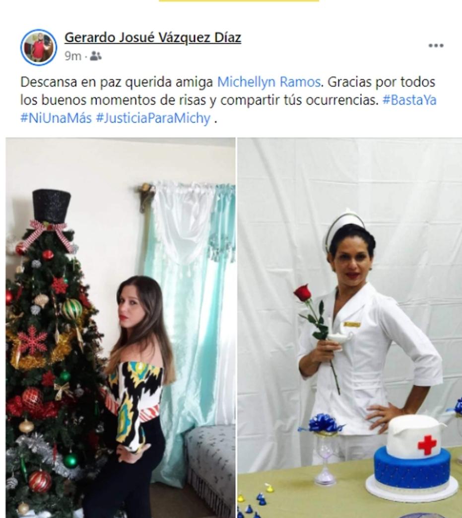 Asesinato transexual Puerto Rico