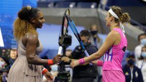 Serena Williams es eliminada por Azarenka en la semifinal del US Open