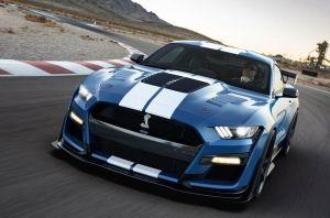 Ford revela que no desaparecerá su motor V8 pese al auge de los autos eléctricos