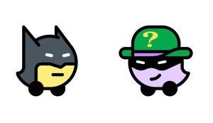 Ahora puede ser Batman o El Acertijo quien te guíe en la navegación de Waze