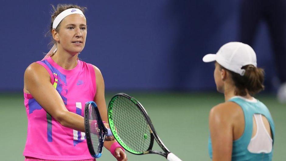Azarenka sueña con ganar otra vez el US Open