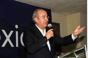 Registro de partido político de expresidente Felipe Calderón es rechazado por órgano electoral