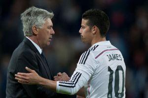 La obsesión de Ancelotti: James Rodríguez fichará por el Everton y estará por tercera ocasión bajo las órdenes del italiano