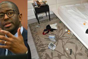 Andrew Gillum da la cara tras aparecer borracho y desnudo junto a un actor porno gay en una habitación de Miami Beach
