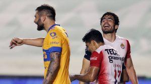 """""""Me pelas la ver…"""", le dice Briseño a Gignac"""