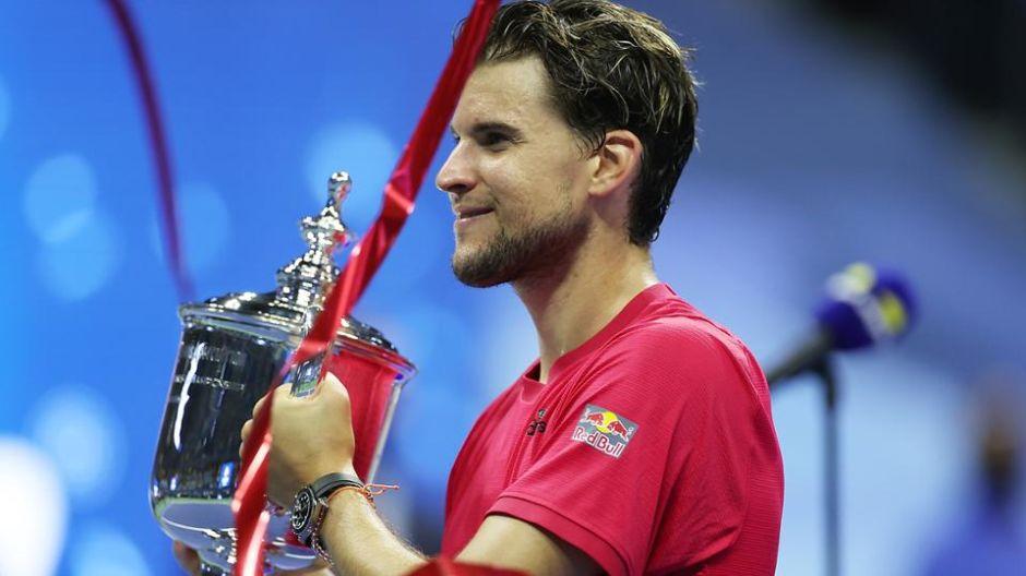 El sublime retorno de Thiem lo hace campeón del US Open