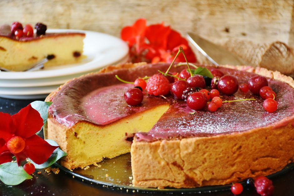 Imperdible receta: Deliciosa y saludable tarta de yogurt griego