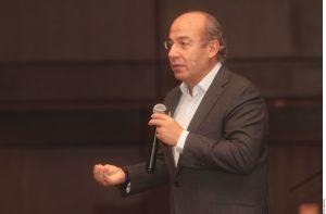 Calderón asegura que nunca dijo que guerra contra el narco no puede ganarse