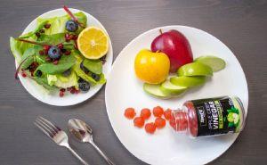 Suplementos para bajar de peso con ricas opciones de sabores a frutas, chocolate, y más