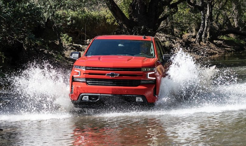 Cheyenne 2020. / Foto: Cortesía Chevrolet.