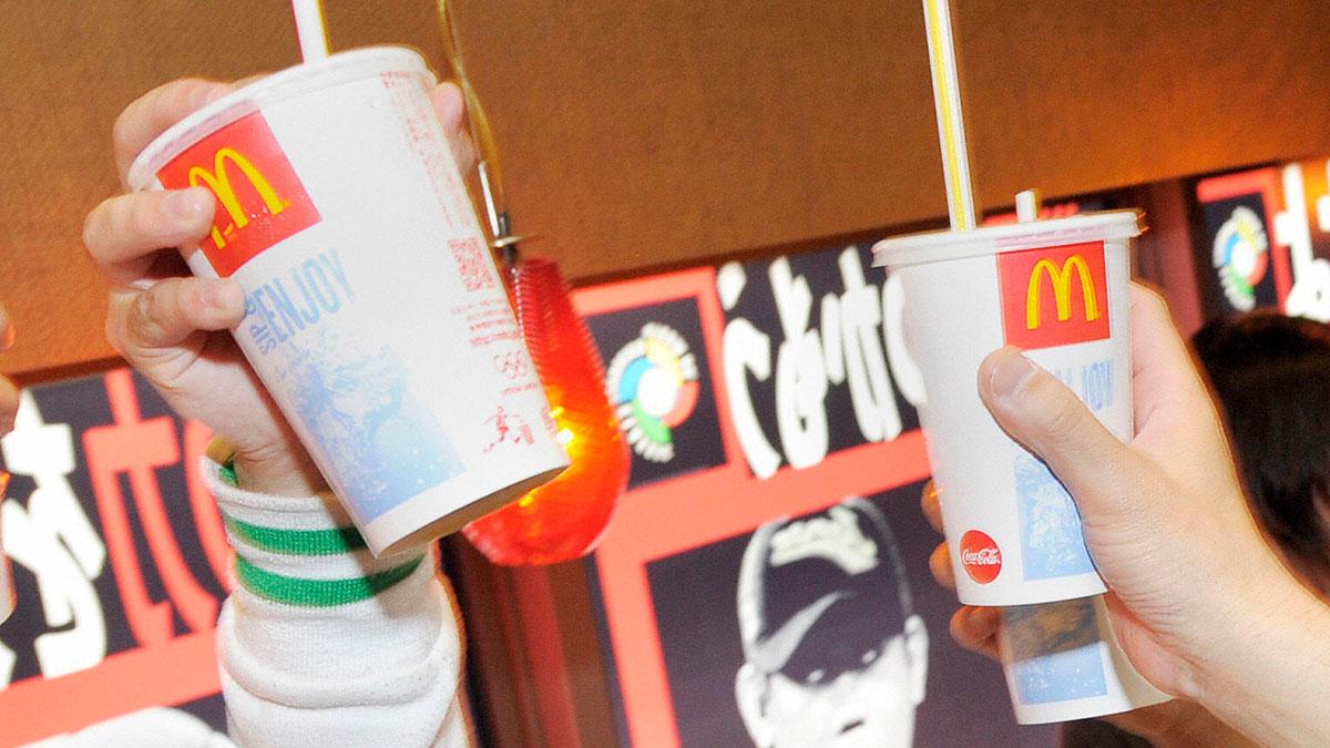 ¿Por qué la Coca-Cola de McDonald's sabe mejor?