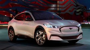 Progressive Energy in Strength, el nuevo lenguaje de diseño futurista de Ford