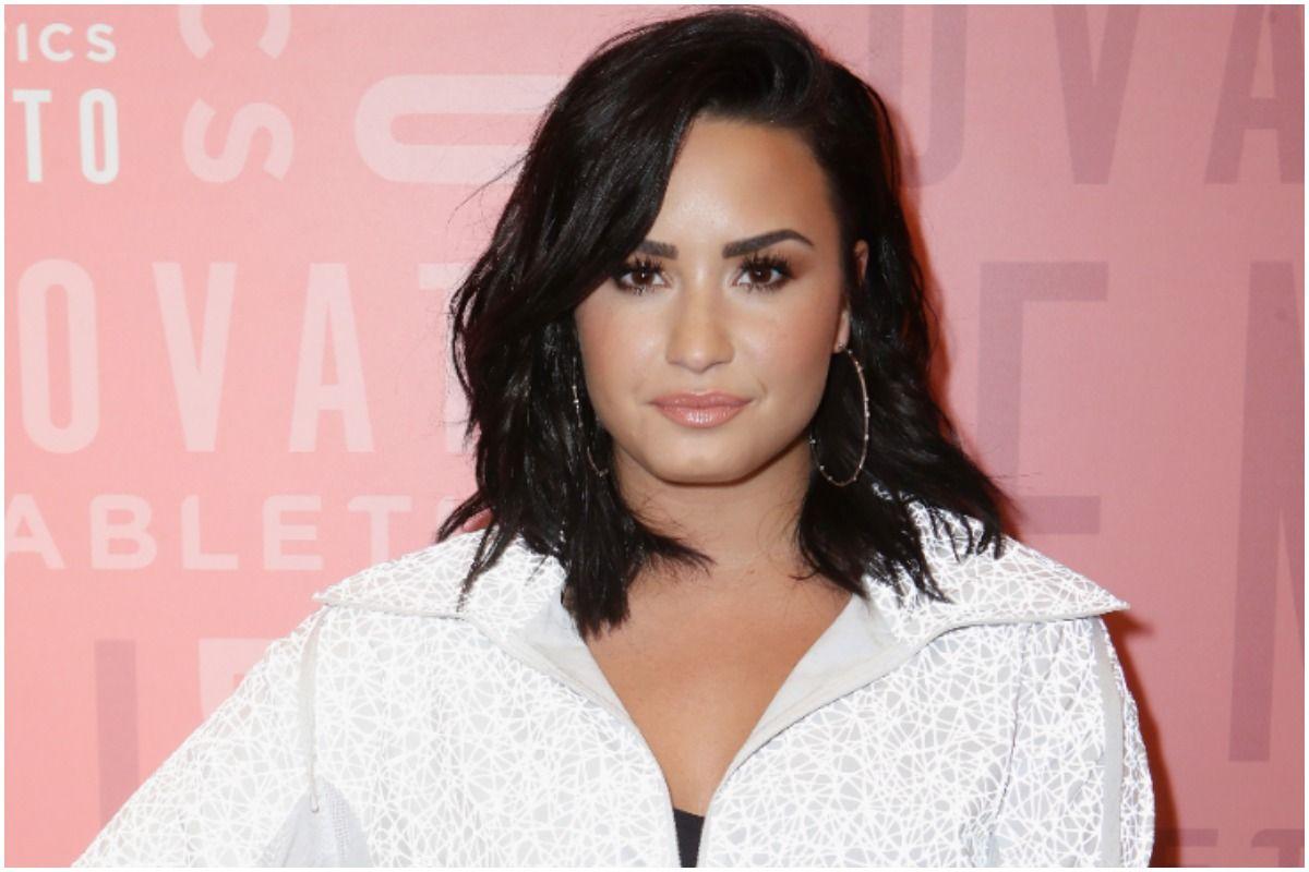 Demi Lovato agradece el esfuerzo de sus fans por tratar de usar los pronombres neutros 'they/them'