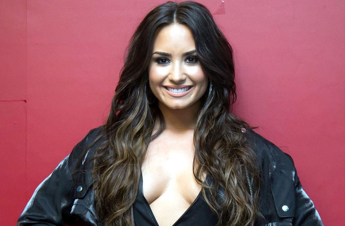 Demi Lovato se siente más guapa cuando no usa ni una gota de maquillaje